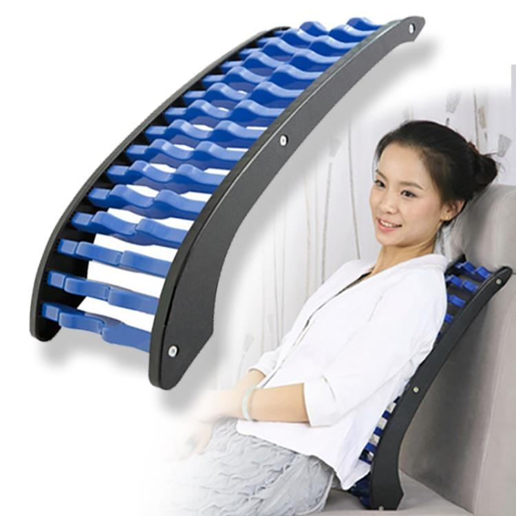 腰椎間盤脊柱脊椎腰椎牽引器腰間盤矯正突出膨出架床護腰帶按摩器