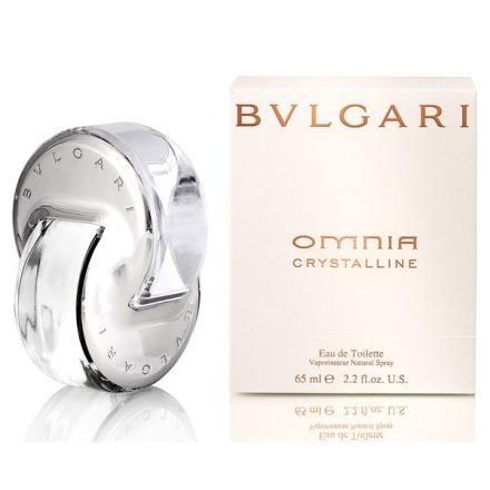 ☆薇維香水美妝☆Bvlgari Omnia Crystalline 寶格麗 晶澈 白水晶 女性淡香水 5ml分裝瓶 實品如圖二