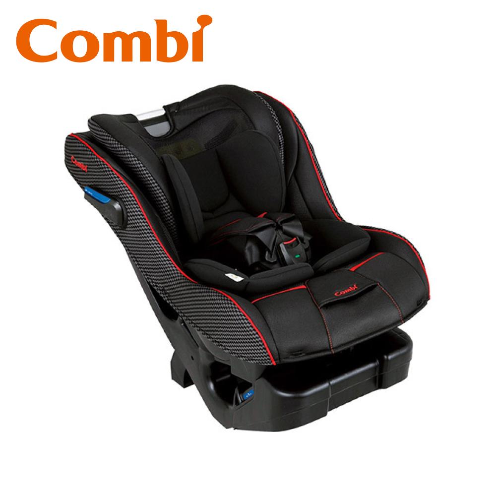 愛吾兒Combi康貝Malgott Prim Long EG 0-7歲汽車安全座椅羅馬黑