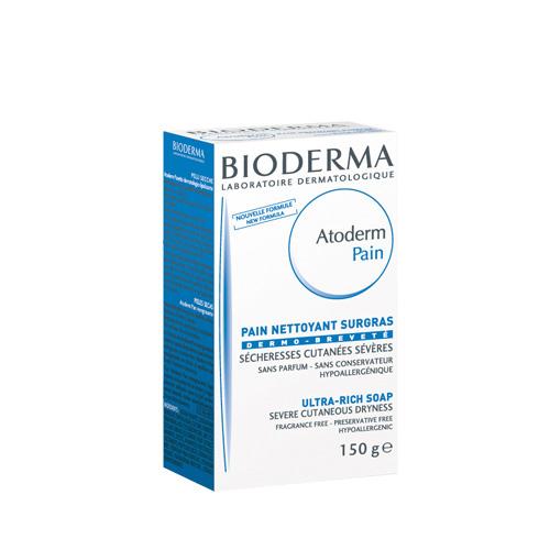 Bioderma貝德瑪Atoderm溫和保護潔面皂2 x 150g