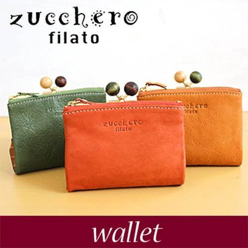 現貨zucchero filato日本人氣珠扣短夾皮夾錢包折疊零錢袋牛皮革雜誌款女包58010