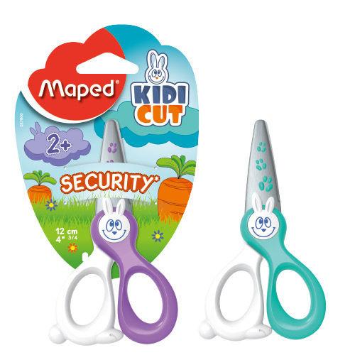 馬彼得 Maped 小白兔安全剪刀(12cm)037800