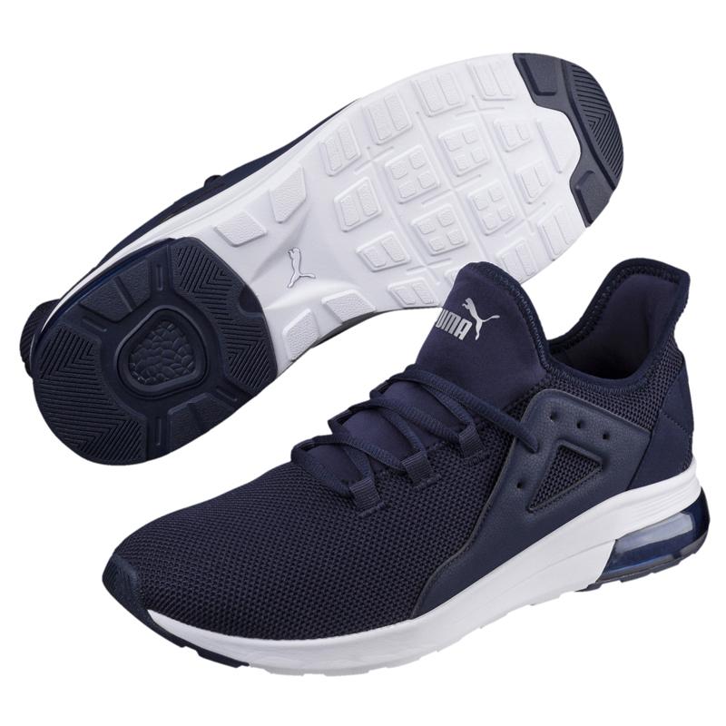 Puma Electron 男 藍 運動鞋 休閒鞋 跑鞋 緩震 氣墊 透氣 運動 慢跑鞋 36730902