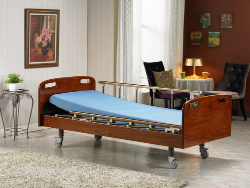 好禮三重送電動病床電動床康元兩馬達電動護理床RY-600-2醫療床復健床醫院病床