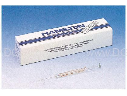 《HAMILTON》微量注射 器 固定式針頭 Hamilton Microliter Syringes