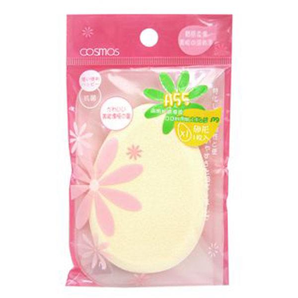 COSMOS  A55全方位BB霜專用海綿(水滴形)  S30376《Belle倍莉小舖》
