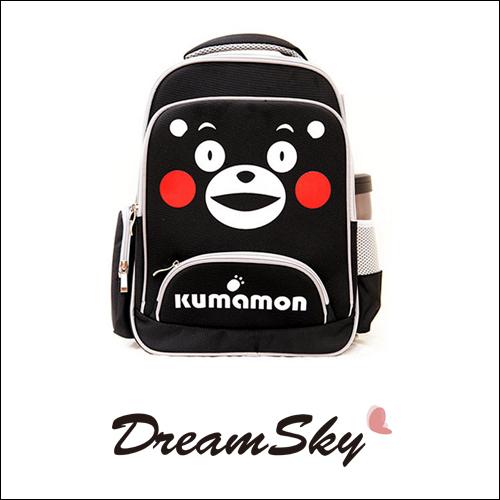 正版熊本熊Kumamon EVA雙層書包包包後背包上學小學學生DreamSky