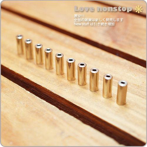 ☆樂樂購☆鐵馬星空☆經濟型變速導線端套4mm/變速線鋁套管/變速外管保護套*(P35-050)