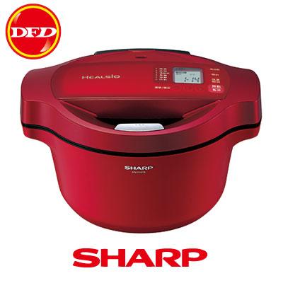 SHARP 夏普 KN-H16TA 零水鍋 1.6公升 0水自動調理 保留營養 美味雙倍濃縮 公司貨