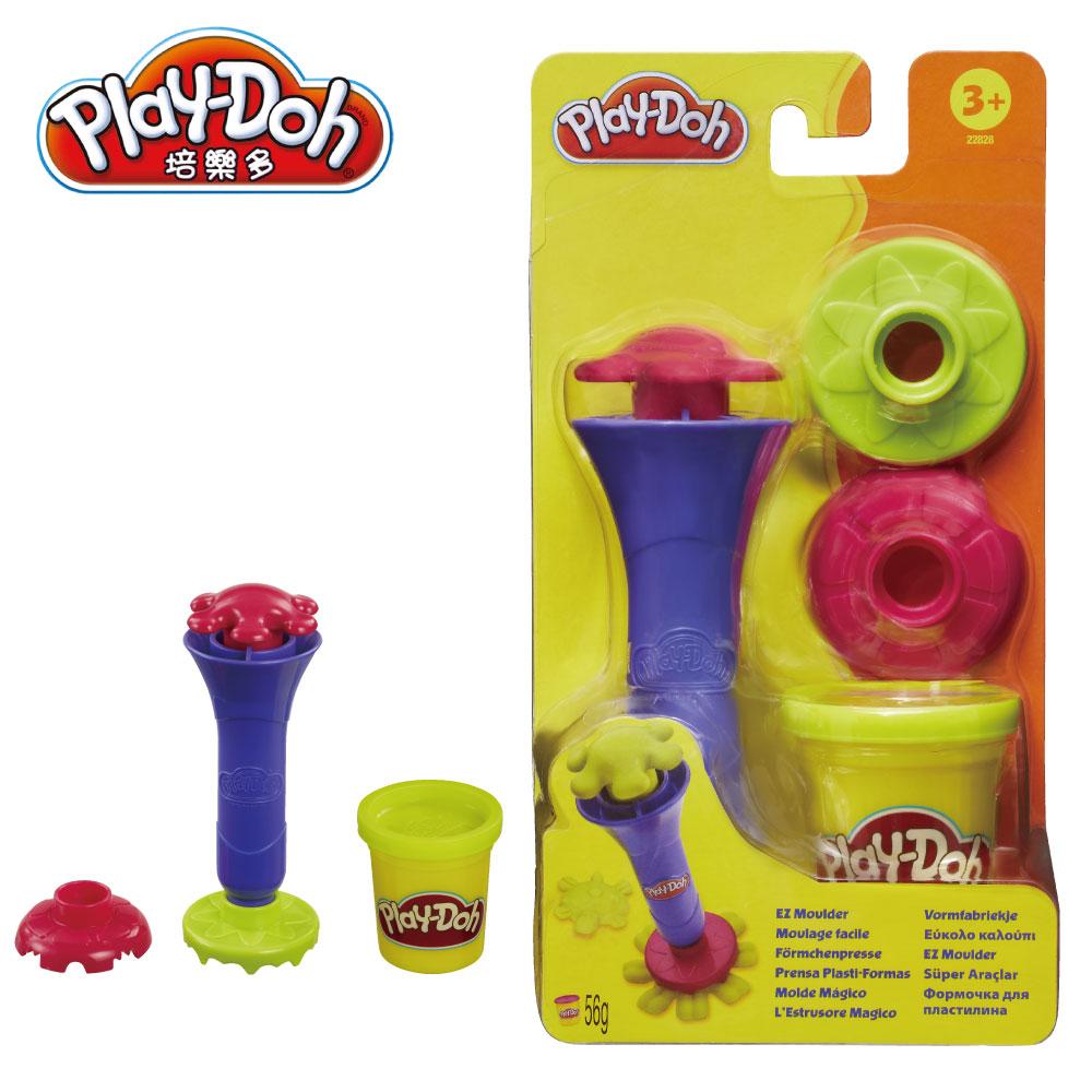 Play-Doh培樂多-超級工具組-製模造型機