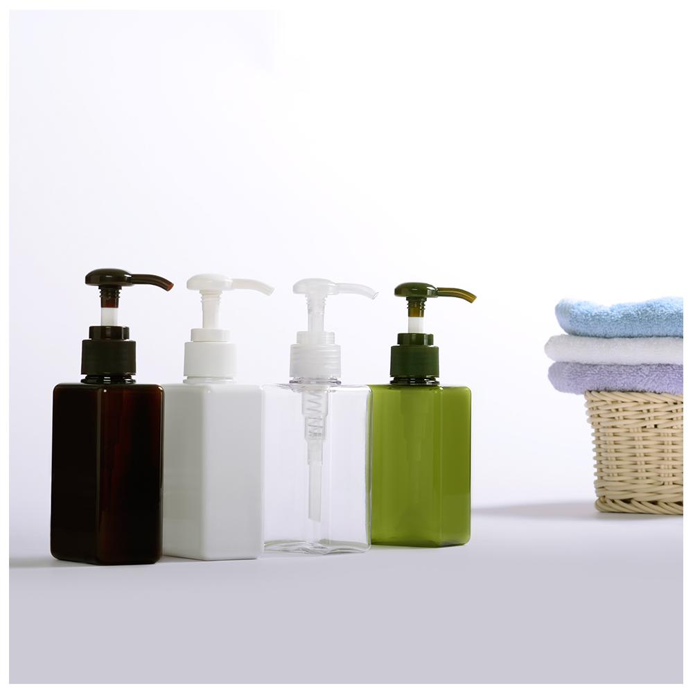 『藝瓶』瓶瓶罐罐 空瓶 空罐 化妝保養品分類瓶 按壓瓶 矩型乳液/壓泵分裝瓶子-長方(小)