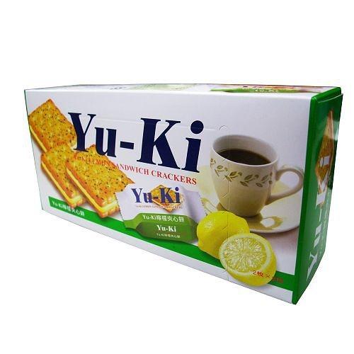 Yu-Ki夾心餅-檸檬口味150g愛買