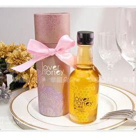婚禮小物-紫色戀曲-情人蜂蜜-迎賓/姊妹禮/送客禮  幸福朵朵