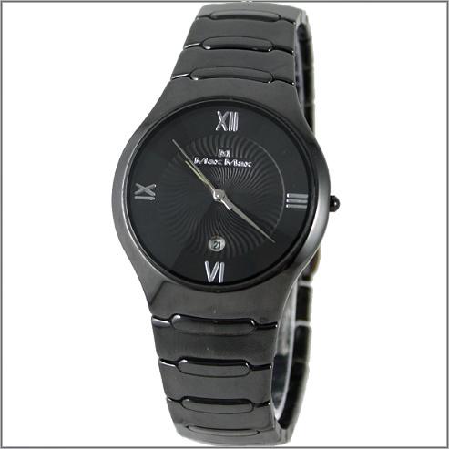 【萬年鐘錶】Max 陽紋黑陶瓷錶 MAS-5071-B