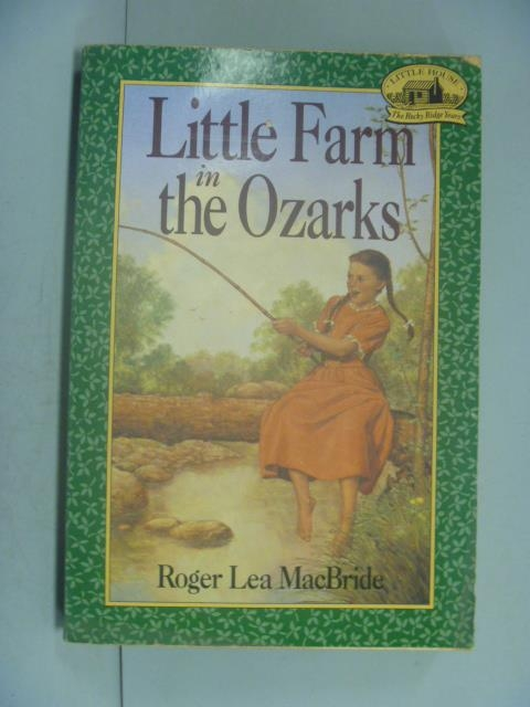 書寶二手書T1原文小說LEF Little Farm in the Ozarks MacBride