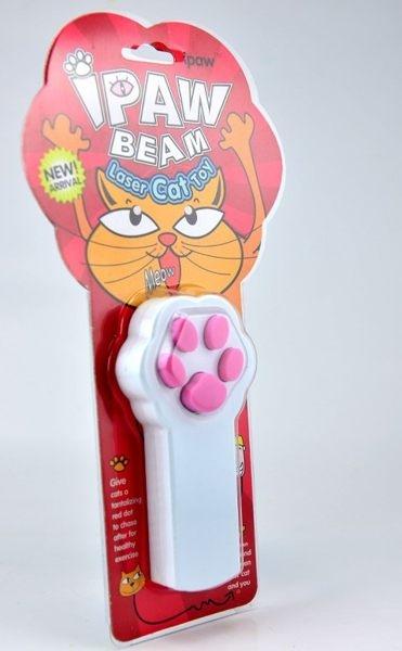 Miss Sugar貓咪玩具逗喵星人肉球雷射筆可愛玩具