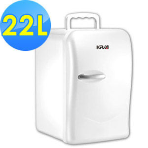 聖家晶華電子行動冷熱冰箱行動冰箱小冰箱冷藏箱CLT-22全館刷卡分期免運費