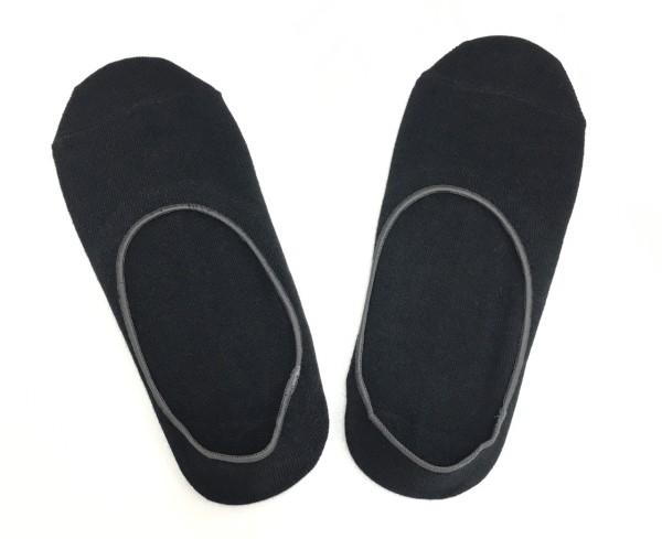 東客集S5882男生黑色隱形襪套Coolplus排汗襪套25-27公分