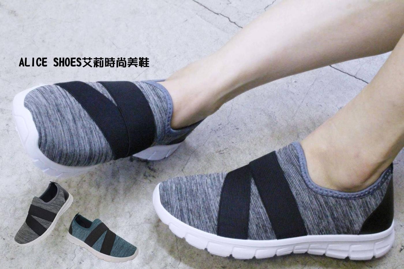 ALICE SHOES艾莉時尚美鞋 請把握!!搶鮮擁有韓系帆布鞋/休閒鞋/平底鞋@K726@@800免運@