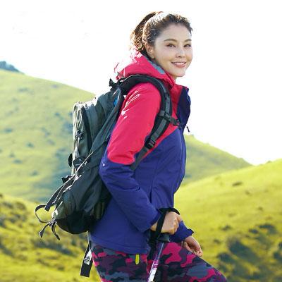 防風夾克防寒外套保暖透氣夾克滑雪夾克登山外套