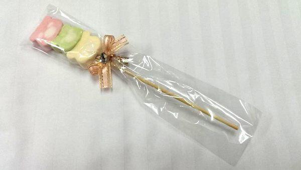 《婚禮小物- 小熊3入棉花糖》*喜糖/桌上禮/送客禮/二次進場