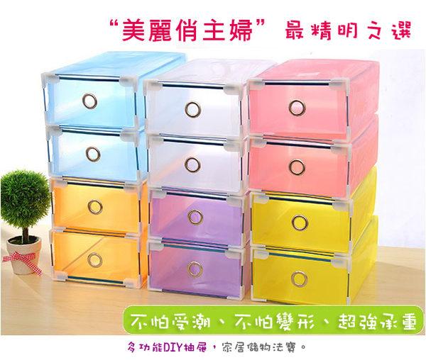 韓式粉彩金屬包邊加厚透明盒(1688批發倉庫)