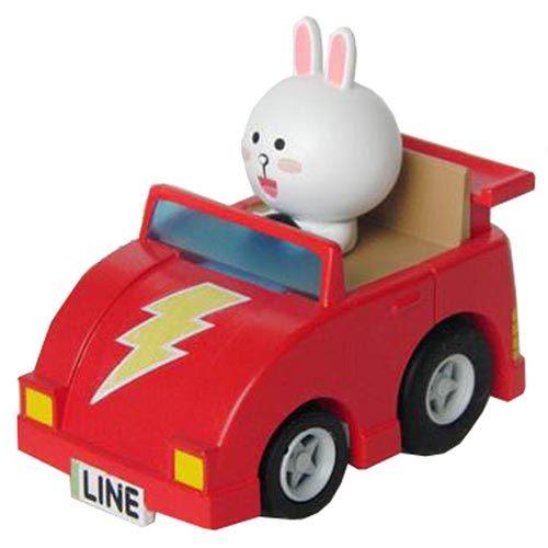 ★funbox玩具★阿Q迴力車MIX QM04 LINE兔兔_ CQ81922