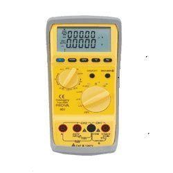 泰菱電子雙通道量測萬用電表TrueRMS可同時記錄電流.電壓電錶PROVA-901 TECPEL