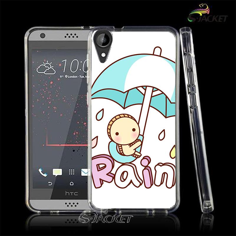 3C膜露露下雨軟殼HTC Desire 10 Lifestyle手機殼手機套保護套