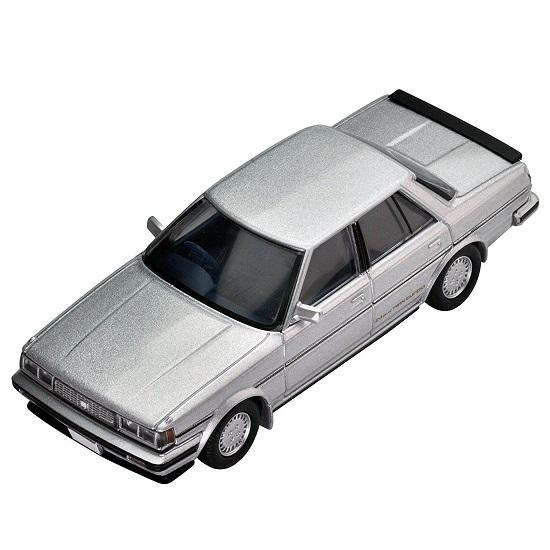 TOMYTEC小汽車 豐田TOYOTA Cresta GT 1985 (銀色) LV-N138b