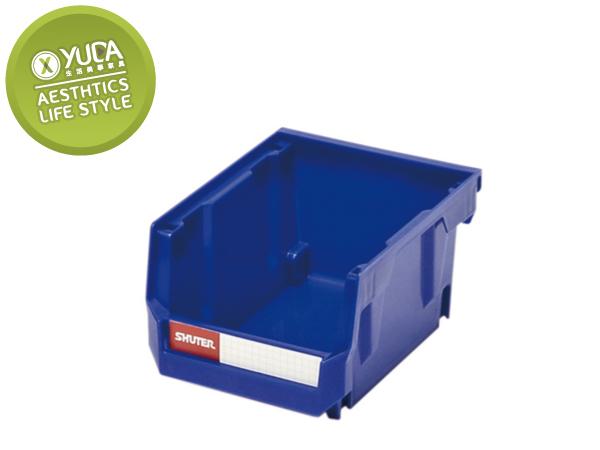 YUDA樹德櫃HB-210分類置物盒附4支腳柱耐衝擊分類置物盒收納盒