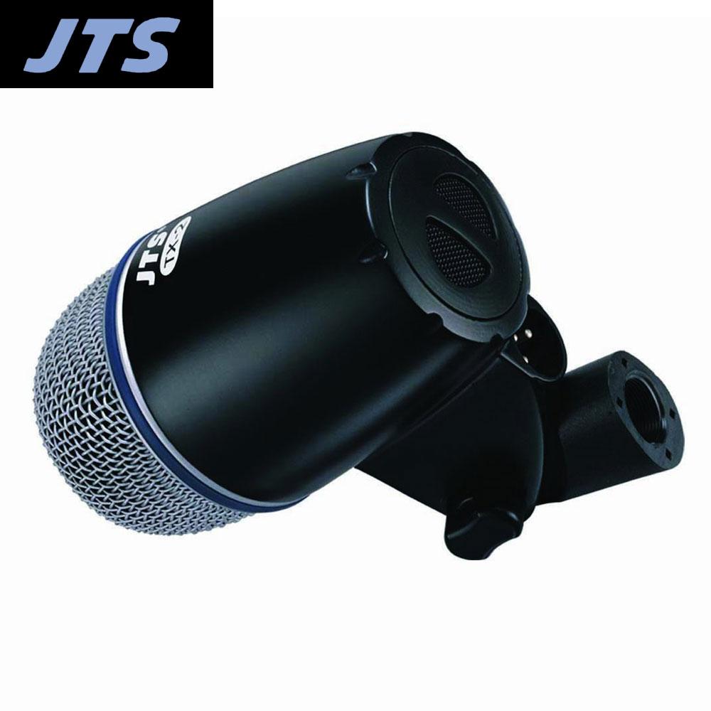 【小叮噹的店】台灣 JTS TX-2 鼓樂器 麥克風 樂團.演唱.戶外表演 動圈式