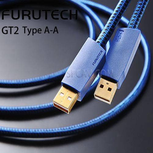 竹北音響勝豐群Furutech古河GT2 USB數位訊號線傳輸線0.6M