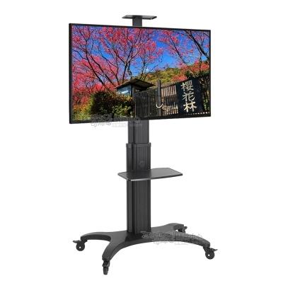 液晶配件專賣店AVF1500-50-1P 32~60吋液晶電視可移動展示立架