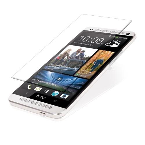 HTC透明高清玻璃宏達電4吋正單面9H高硬度手機螢幕透明玻璃提供多型號