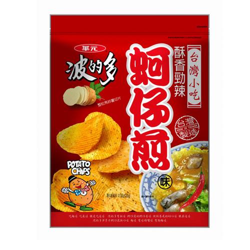 華元波的多蚵仔煎辣味洋芋片315g愛買