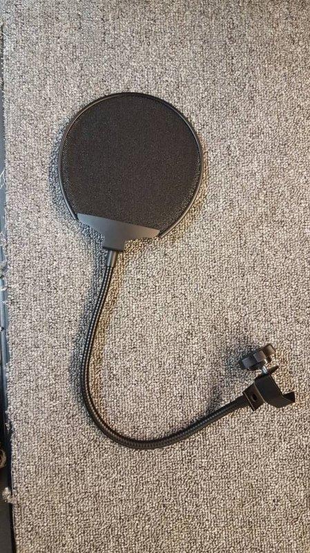【金聲樂器廣場】Stander MA-03 金屬製 麥克風 口水罩 防噴罩 濾音網罩 防風罩