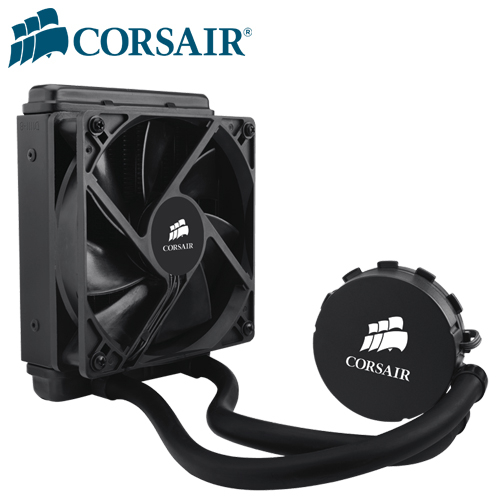 Corsair海盜船Hydro Series H55 CPU水冷散熱器