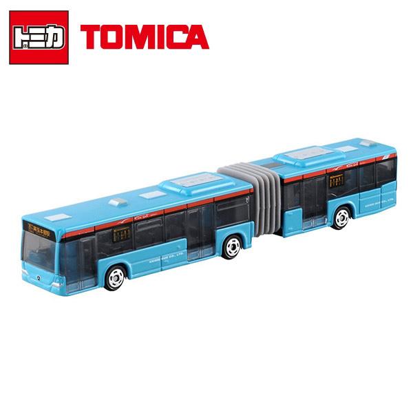 日本正版TOMICA多美小汽車Benz賓士京成連結巴士NO.134京成巴士玩具車長盒長車395720