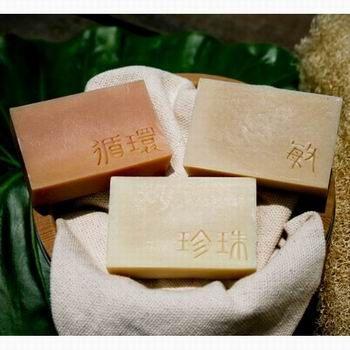 艋舺肥皂禮盒珍珠皂循環皂敏皂中秋節禮盒.中秋送禮.禮物.禮品.手工皂禮盒