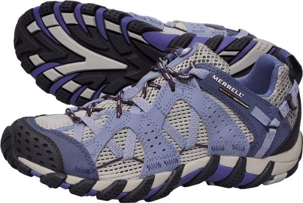 山水網路商城MERRELL水陸兩棲運動鞋休閒鞋運動鞋ML58122女款藍紫休閒鞋鞋子戶外登山用品