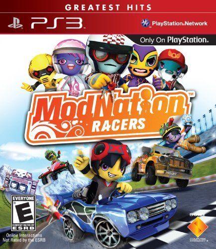 PS3 ModNation Racers 摩登大賽車(美版代購)