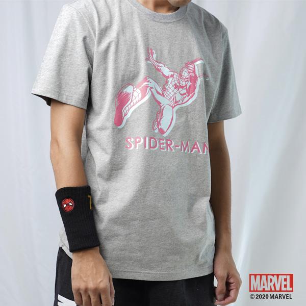 MARVEL漫威服飾 童裝親子裝 蜘蛛人疊影設計 短袖上衣T恤 [M20133607]