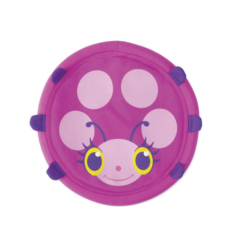 瓢蟲妹飛盤兒童幼兒教具教學道具感覺統合訓練運動平衡手眼協調遊戲