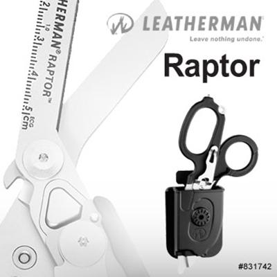 Leatherman Raptor 消防救助醫療剪刀#831742【AH13083】i-style居家生活