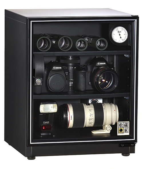 【收藏家】61公升的電子防潮箱 AD-66 年度銷售冠軍