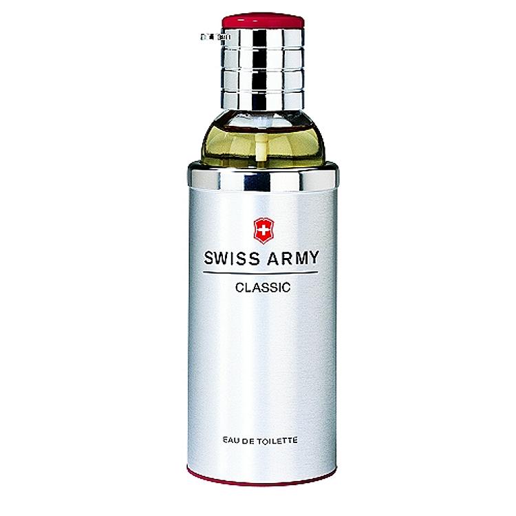Swiss Army Class瑞士刀男性淡香水100ml