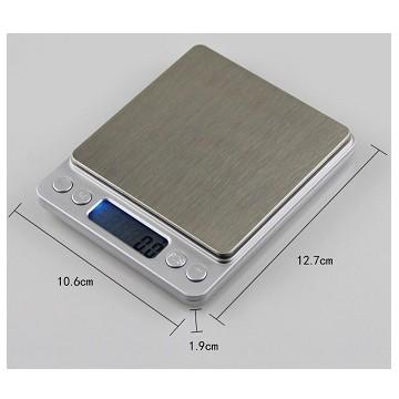 不銹鋼精密電子秤 0.01克 ~ 500克