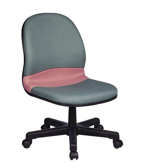 HM-B03 辦公椅 / 電腦椅 / 洽談椅-壓克力布/ 透氣皮
