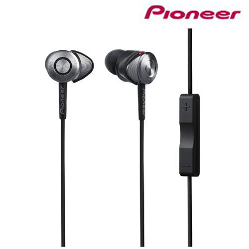 Pioneer 先鋒 SE-CL541i  耳道式/耳塞式耳機 (APPLE專用耳麥)(視聽-Pioneer)